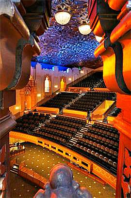 Fox Theater Oakland, CA
