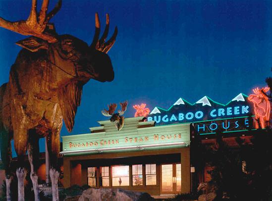 Buggaboo Creek Steak House