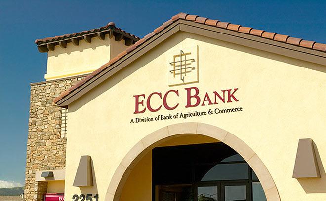 ECC Bank Brentwood, CA