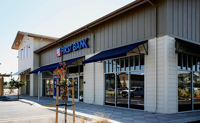 First Bank Brentwood, CA