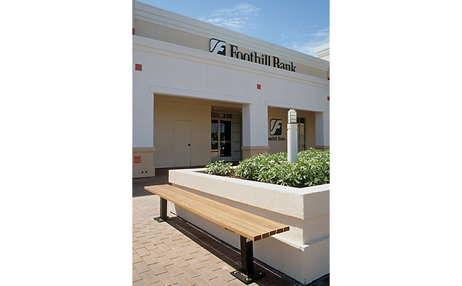 Foothill Bank Mountain View, CA
