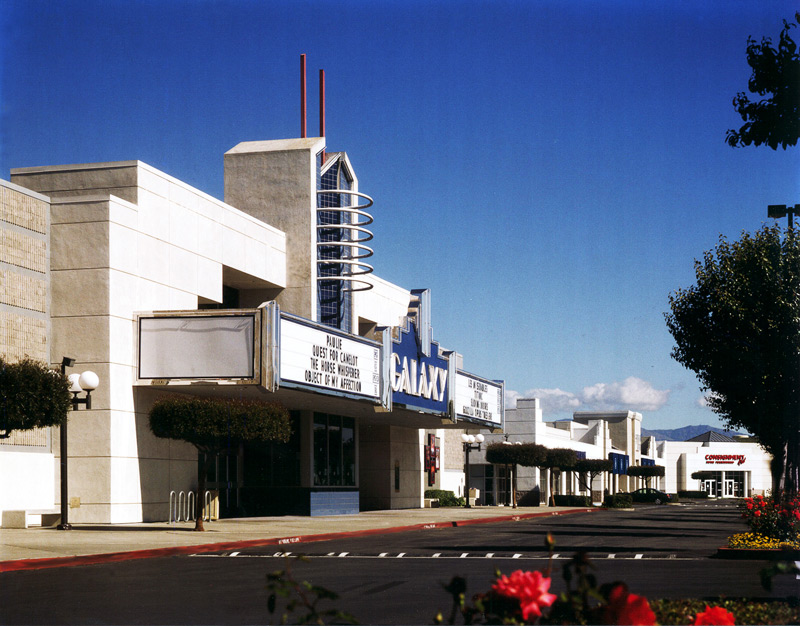 Galaxy Theater Pleasanton, CA