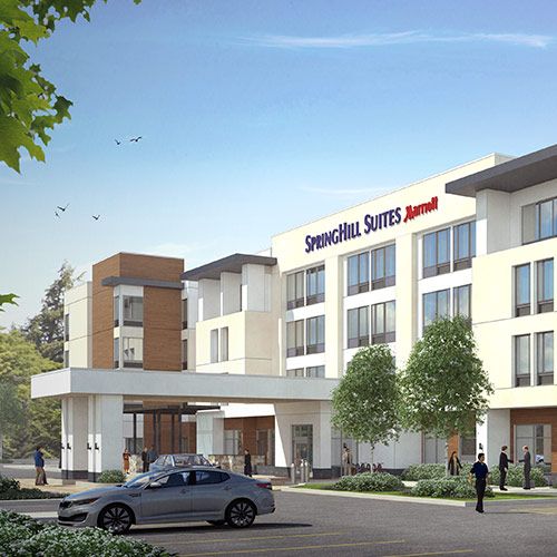 Springhill Suites Belmont, CA