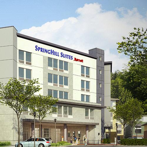 Springhill Suites San Bruno, CA