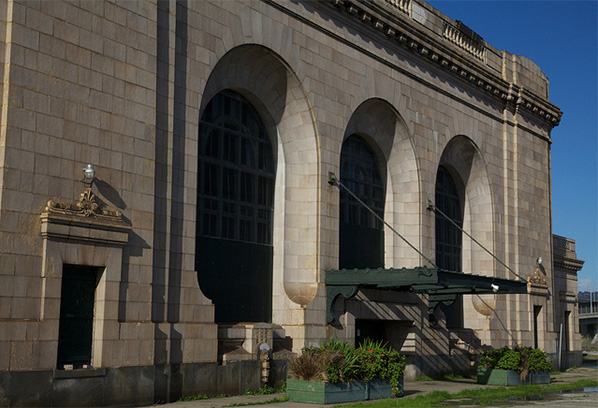 16th Street Train Station Oakland