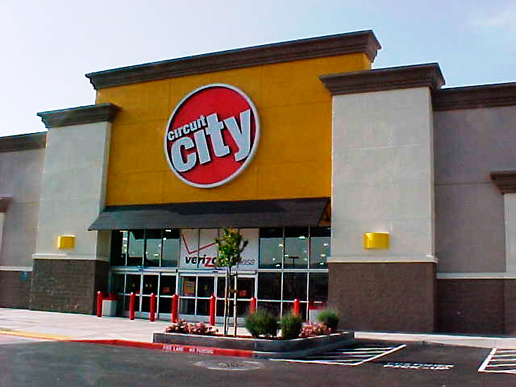 Circuit City Center