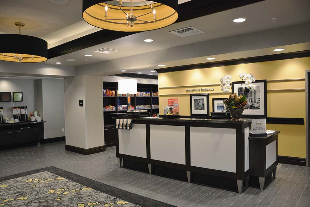 Hampton Inn Suites Bellevue, WA