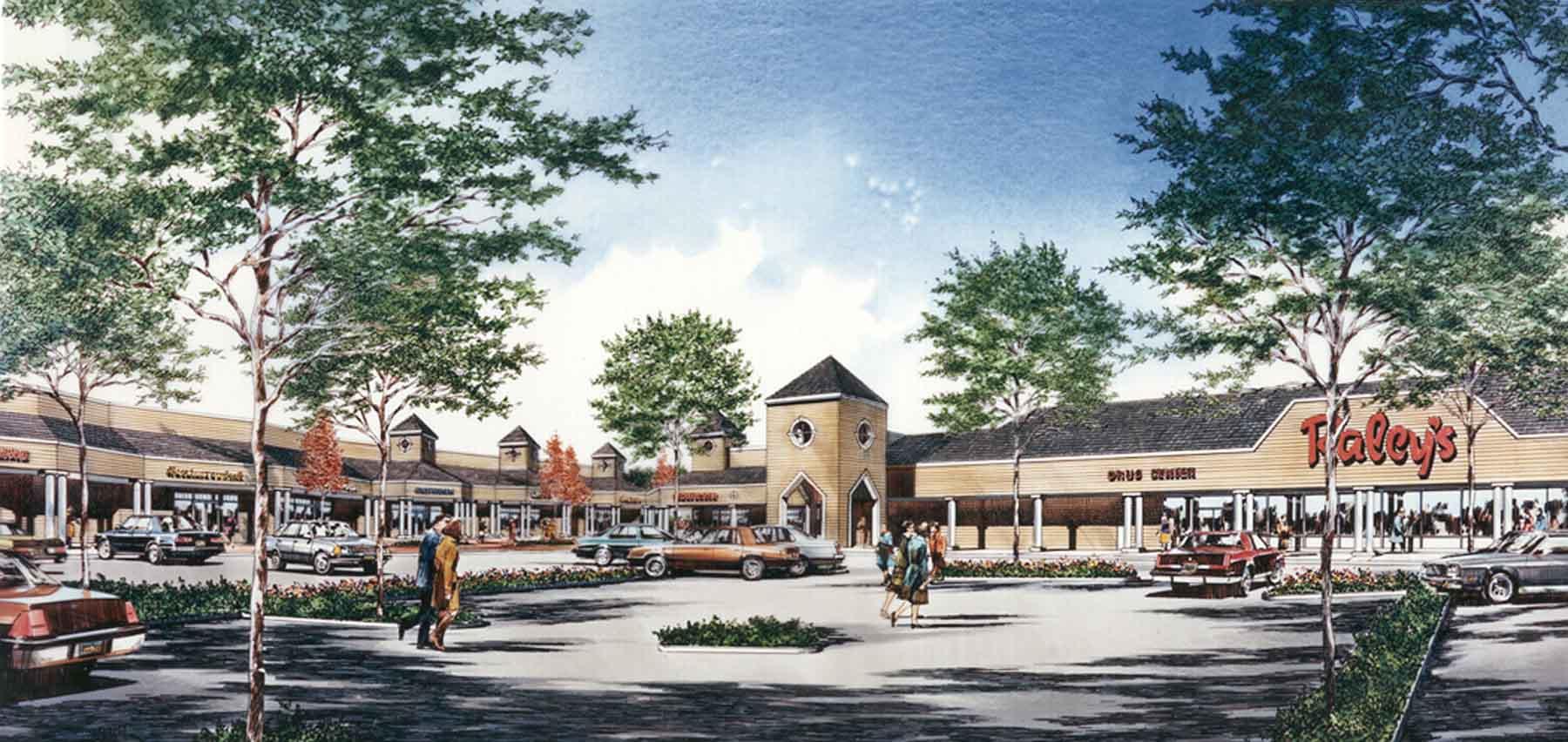 Heritage Park Retail Shopping Center Suisun City
