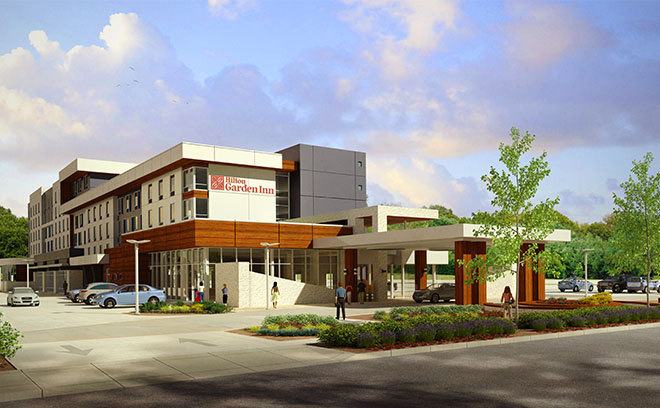 Hilton Garden Inn Sunnyvale, CA