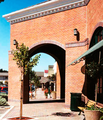 Iron Horse Plaza Shopping Center Danville