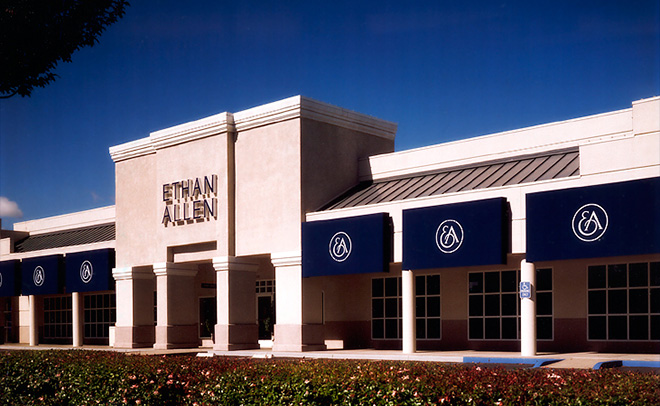Rose Pavilion Retail Center Pleasanton