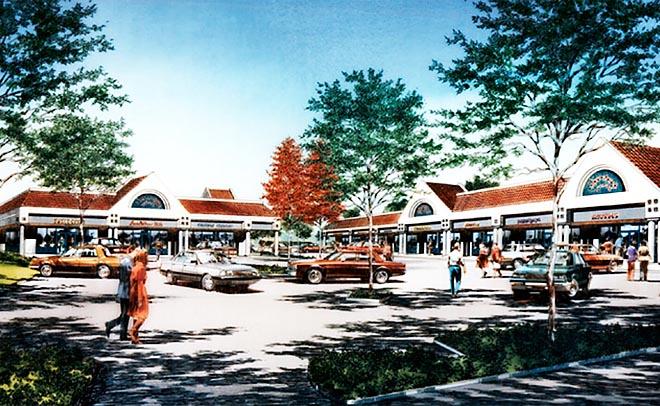 Santa Rita Square Pleasanton