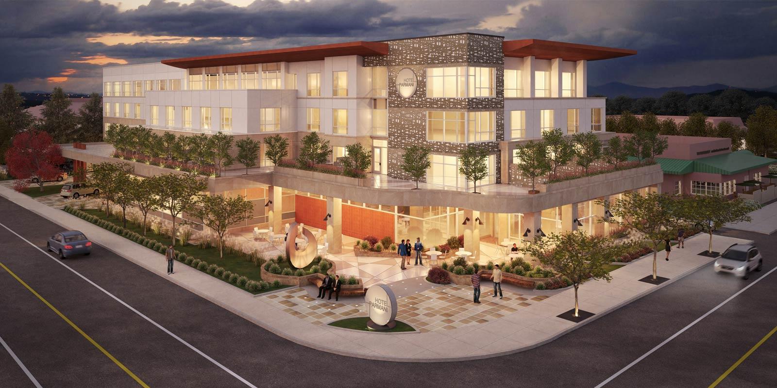 Hotel Parmani Palo Alto, CA